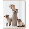 LITTLE SHEPHERDESS - Kleine Hirtin